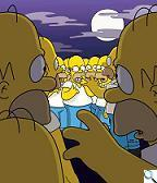 Homer Simpson clones (The Simpsons) (JPG)