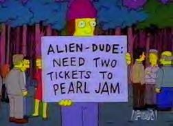 Pearl Jam on The Simpsons (JPG)
