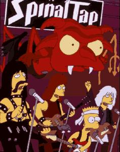Spinal Tap on The Simpsons (JPG)